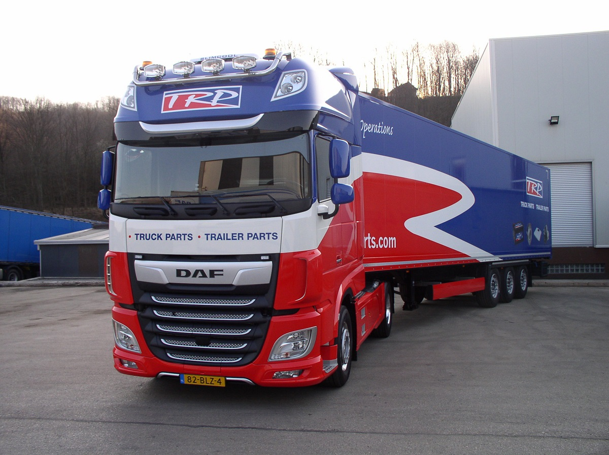 DAF XF 530 FT SSC