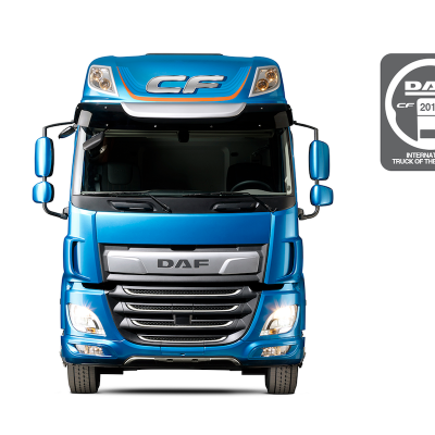 Daf Cf Truck Of The Year