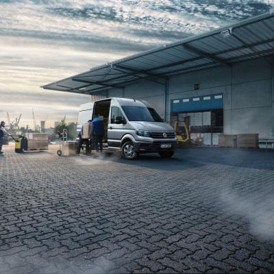 Vw Crafter 1243