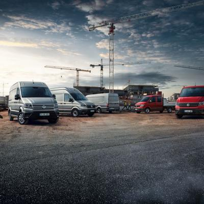 Vw Crafter 1287