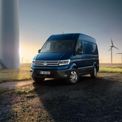Vw Crafter 1357