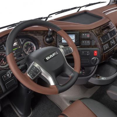 30. Daf Xf Interior Exclusive Line